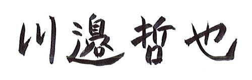 代表取締役 社長 川邉哲也