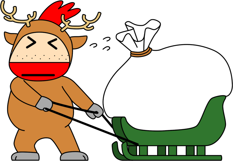 クリスマスポッポ2