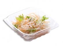 シャキシャキ生野菜サラダ