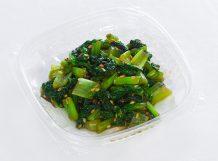 手作り小松菜